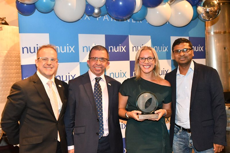 Law In Order Wins Nuix Legal Service Provider of the Year